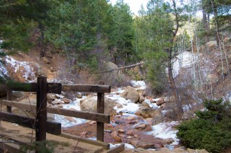 Seven Bridges Hiking - Colorado Springs