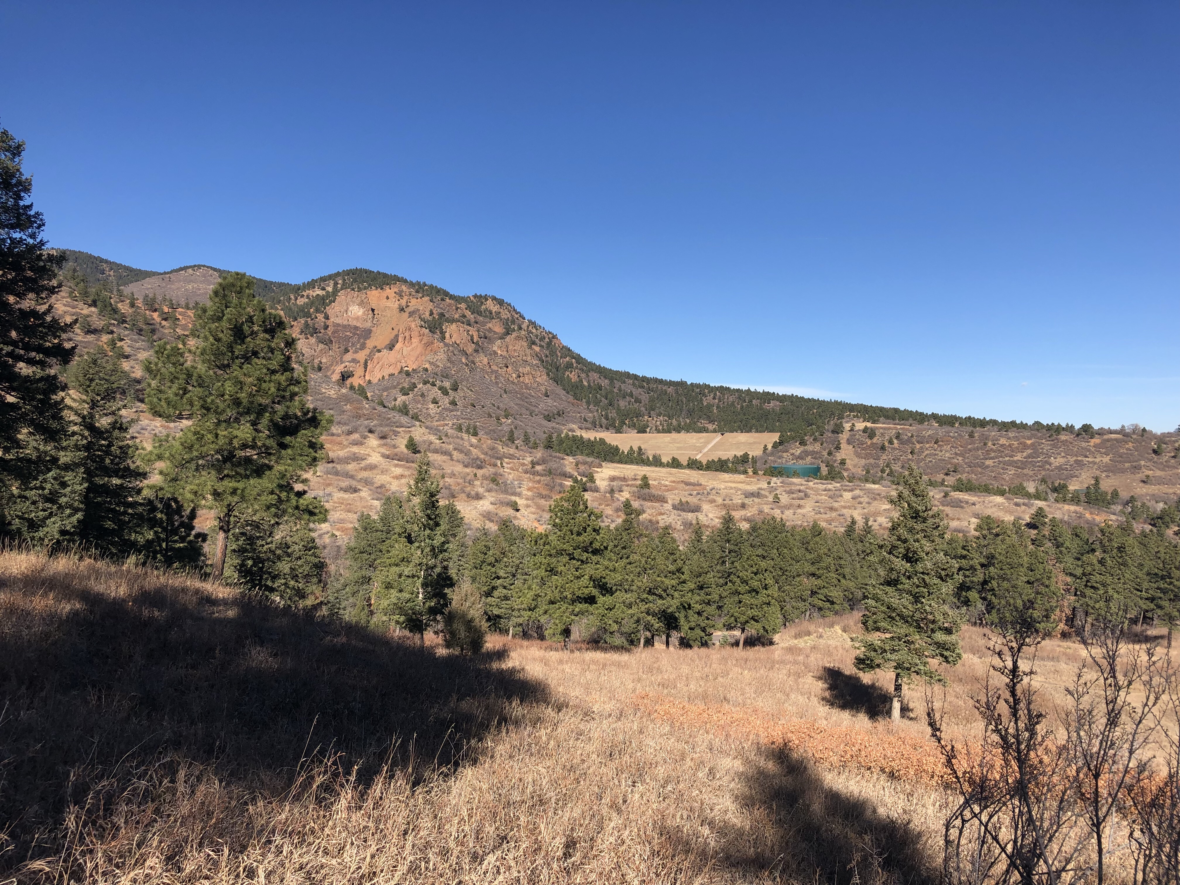 North Cheyenne Canon Park - Colorado Springs